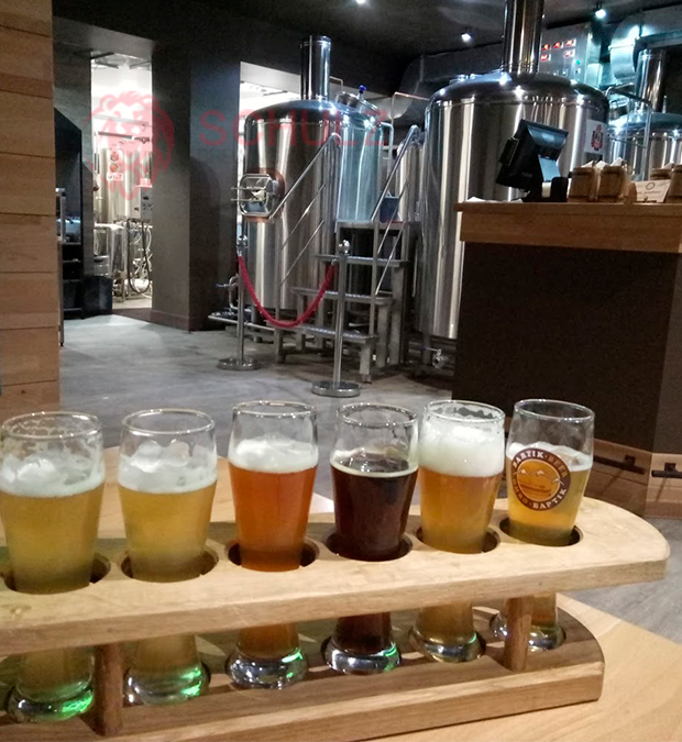 Пивоварня Bartik Beer фото 3