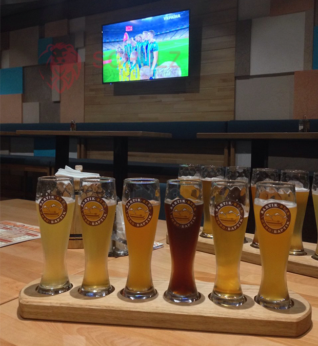Пивоварня Bartik Beer фото 5