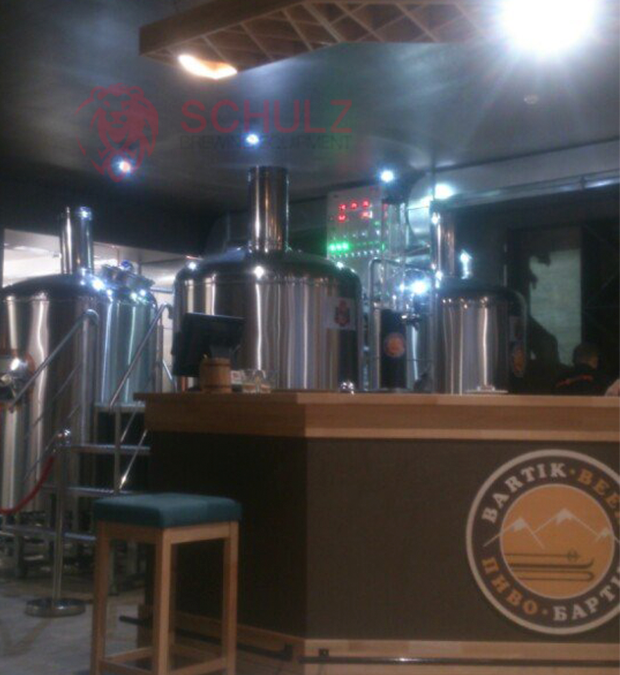 Пивоварня Bartik Beer фото 6