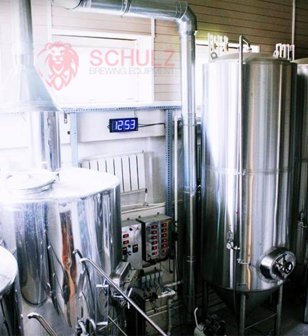 Частная пивоварня Rising Moon Brewery фото 3
